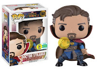 Pop! Marvel: Doctor Strange - Doctor Strange with Rune