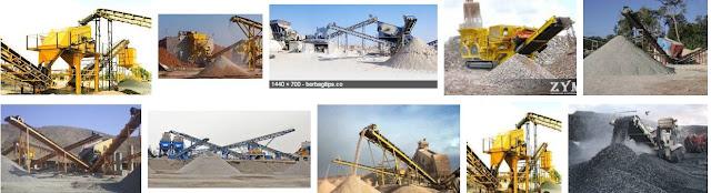 Mengenal Mesin Pemecah batu | Stone Crusher Machine, mesin super kuat