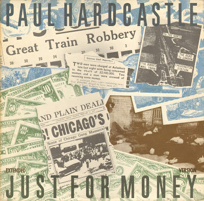 Paul Hardcastle – Just For Money (Extended Version) (1985) (VLS) (FLAC + 320 kbps)
