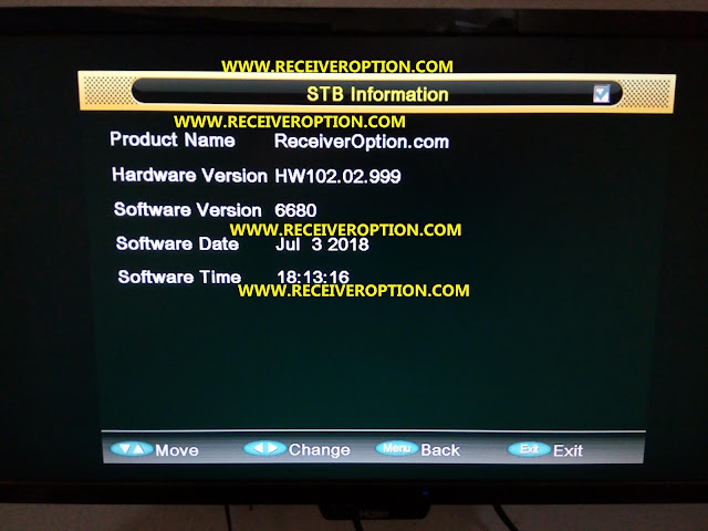 POWERVU KEY NEW SOFTWARE FOR ALL GREEN GOTO HD RECEIVERS