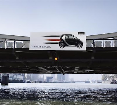 Clever and Creative Smart Car Advertisements  (15) 4