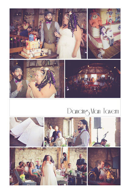 Dancing Man Tavern Wedding
