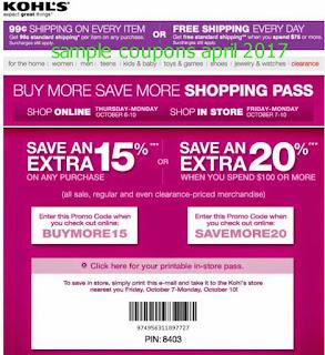 free Victoria's Secret coupons april 2017