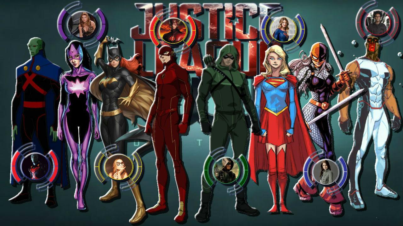 cw justice league - photo #24
