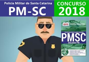 Apostila PMSC 2018 Soldado PM