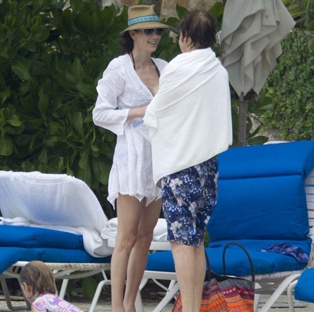 Paul McCartney And Nancy Shevell: Jamaica Vacation