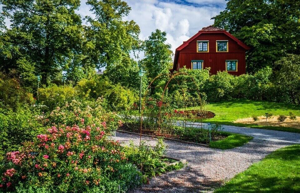 Easy Ideas About DIY Backyard Landscape