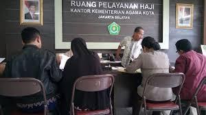 cara dan syarat daftar haji di kantor kementerian agama republik indonesia kemenag nurul sufitri mom blogger writer