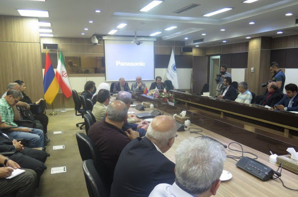 Cooperación económica entre Armenia e Irán discutida en Teherán