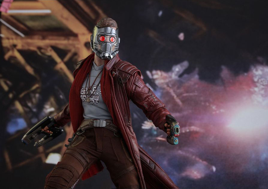 GUARDIANS OF THE GALAXY VOL.2 - STAR-LORD (Deluxe Version) 12