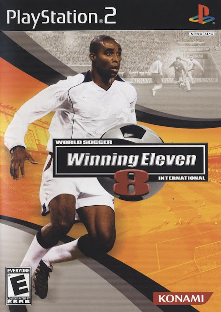 World Soccer Winning Eleven 8 International ps2 iso rom download