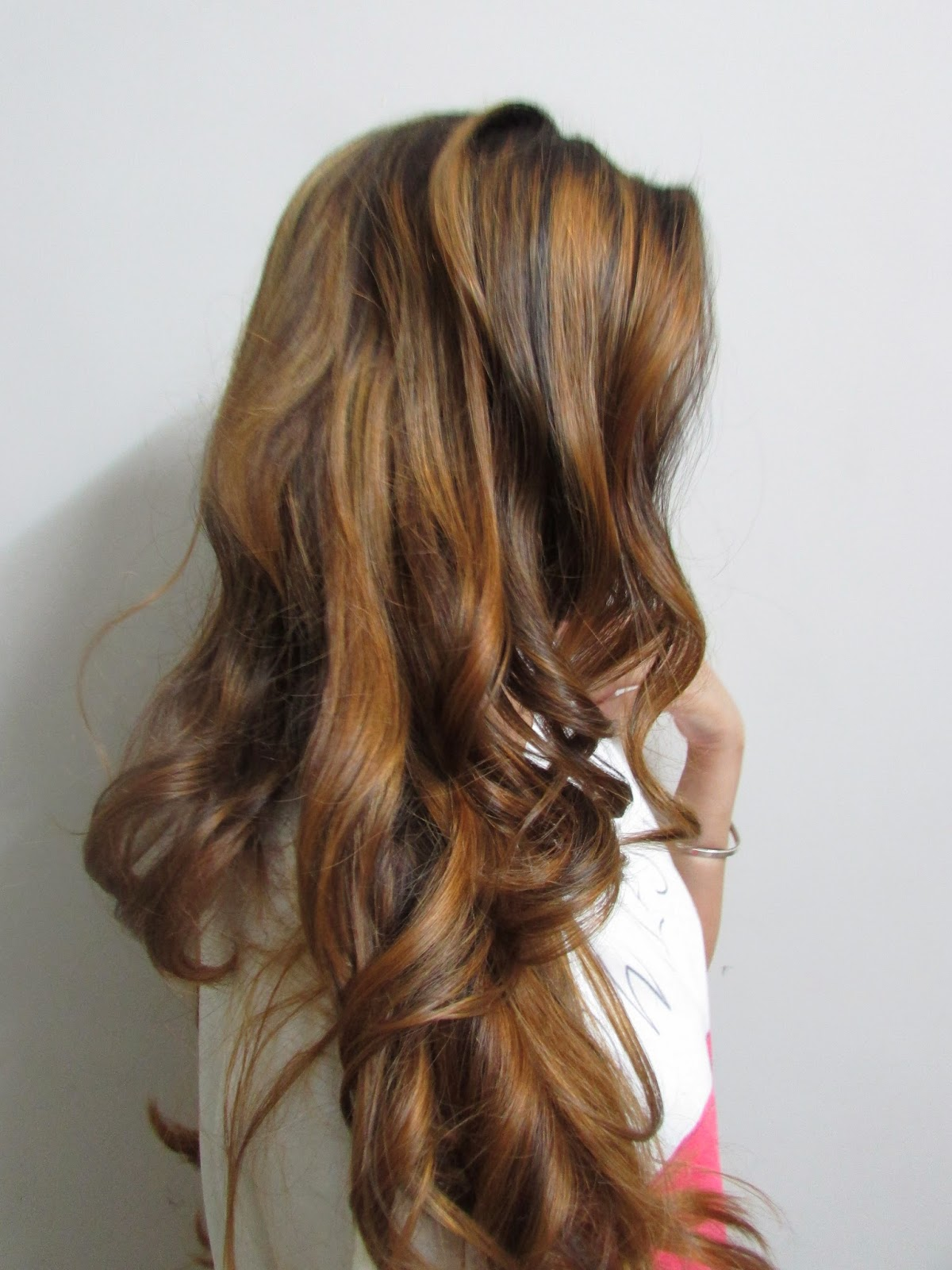 balayage ombre summer hair color