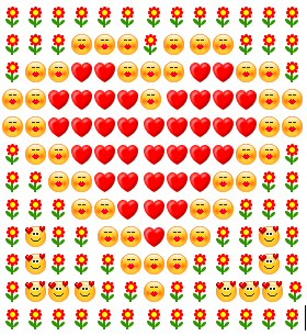 Heart Skype Emoticons