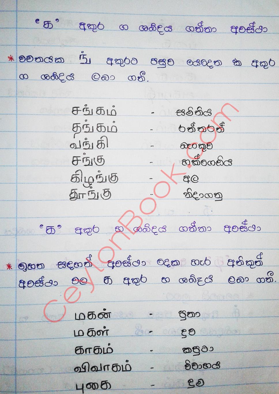 English Learning In Sinhala Pdf