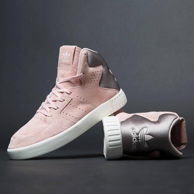 adidas Originals Tubular Invader rosa rose