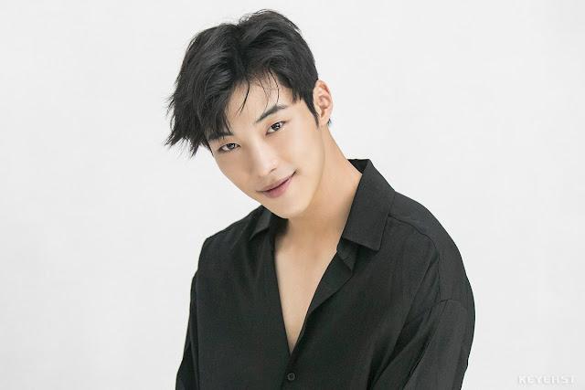 Woo Do Hwan pemeran Kwon Shi Hyun