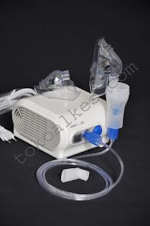 cara nebulizer