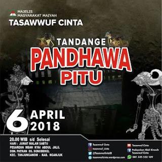 """Prolog """"Tandange Pandhawa Pitu"""""""