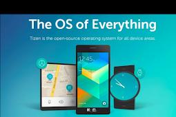 Tizen OS  Sistem Operasi dari Samsung