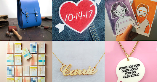 PERSONALISED GIFT GUIDE