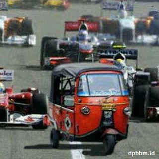 Dp Bbm Formula 1 Lucu
