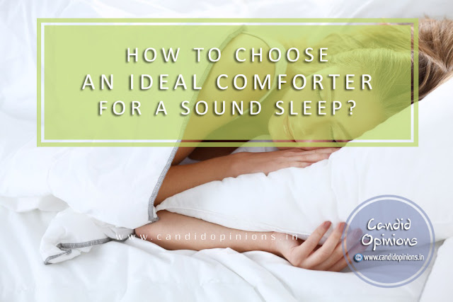 How To Choose The Ideal Comforter For A Sound Sleep?