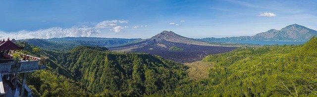 10 Rute Wisata Melihat Bali Asli Dalam Tur Gunung Api Kintamani