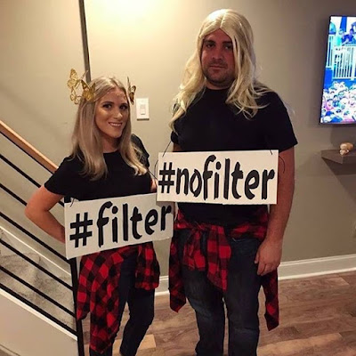 and Instagram likes almost about prove it ✘ 14+ Attractive Halloween Costumes Ideas 2020 For Couples To Do