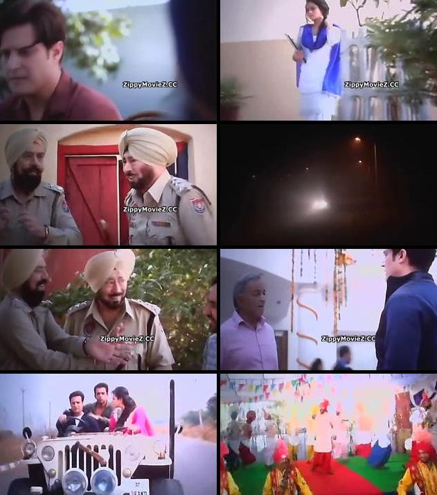 Vaisakhi List 2016 Punjabi DVDScr