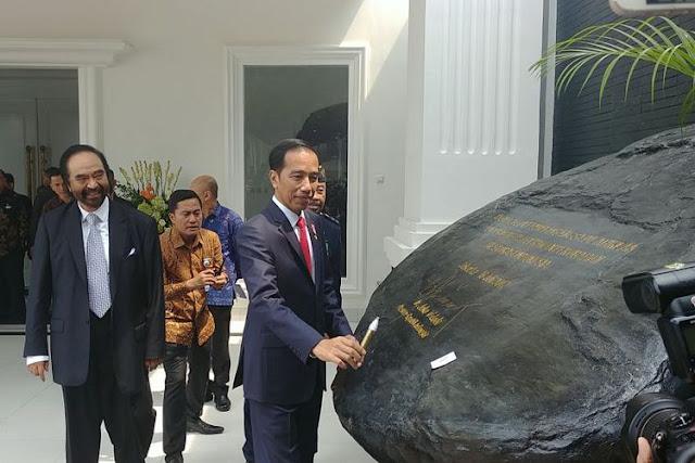 Jokowi: Yang Tak Setuju Perppu Ormas, Silakan Tempuh Jalur Hukum