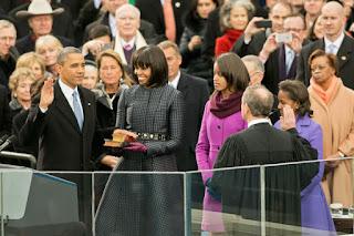 oath of office Barack Obama