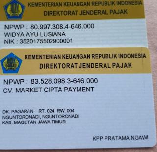 CV. Market Cipta Payment Market Pulsa