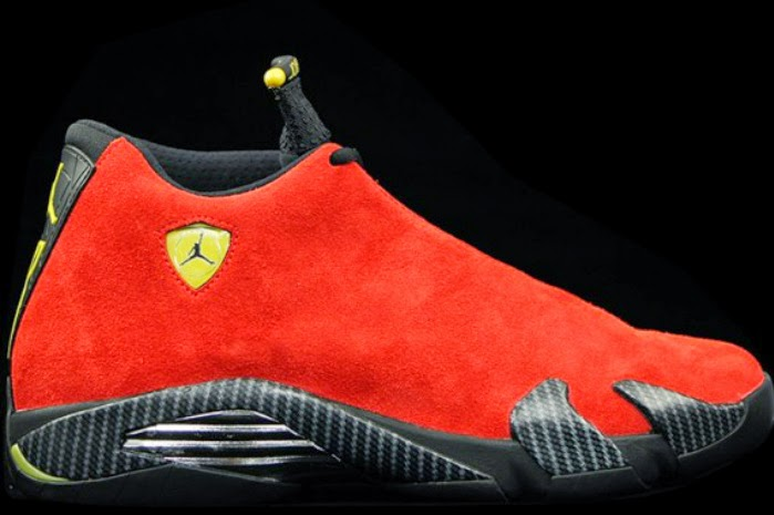 241ec05621db The Air Jordan XIV is most notable for being worn in the 98′ Finals by  Michael Jordan