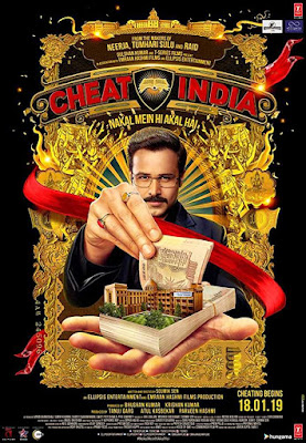 Poster Why Cheat India 2019 Hindi HD 720p