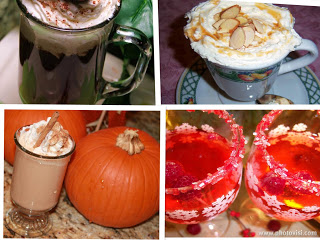 assorted coffee recipes