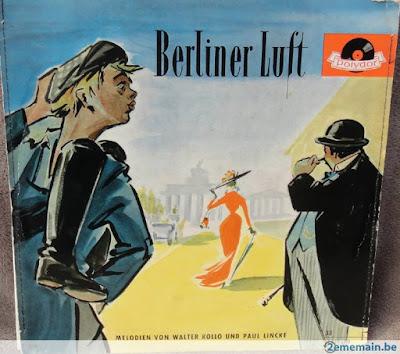 Chanson Berliner Luft