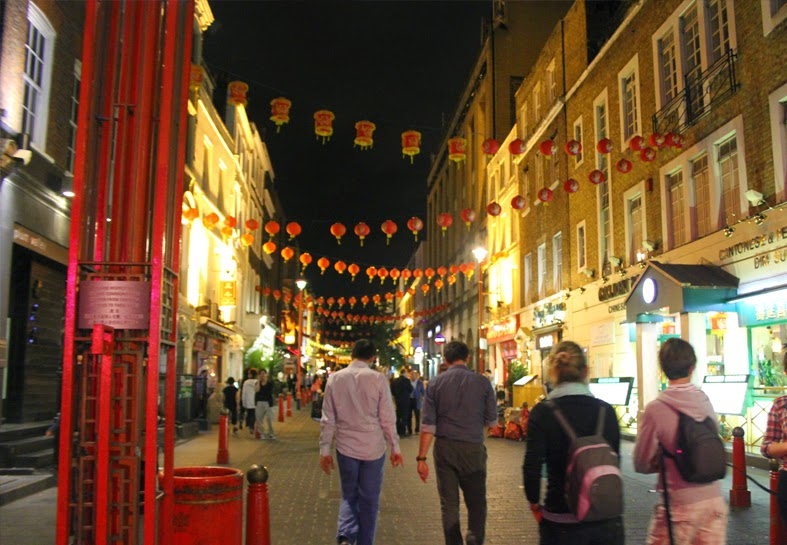 3 Chinese Restaurants in London Chinatown... and their backstories