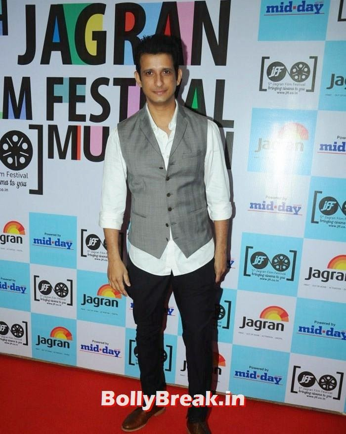 Sharman Joshi, 5th Jagran Film Festival Red Carpet Pics