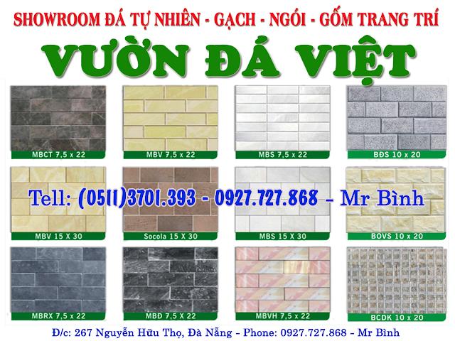 Đá tự nhiên đá trang trí Đà Nẵng