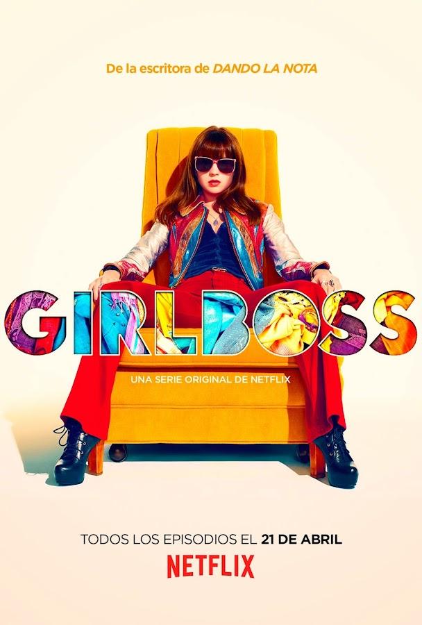 Cartel de Girlboss en Netflix