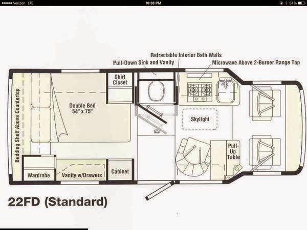 Used Rvs Winnebago Rialta Rv For Rent For Sale By Owner