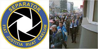 Separator, ouverture de la chasse à l'homme en Ukraine dans - DISCRIMINATION - SEGREGATION - APARTHEID - RACISME - FASCISME separator