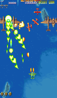 19XX+arcade+game+portable+shootemup+retro+download free