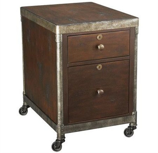 2 drawer filing cabinet on wheels