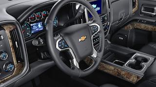 2019 Chevy Silverado Edição Especial Interior