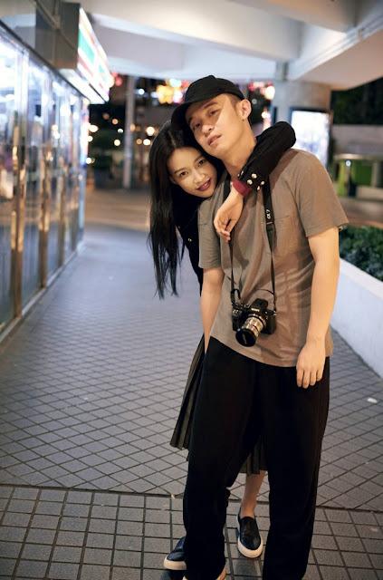 Dong Zi Jian, Sun Yi dating