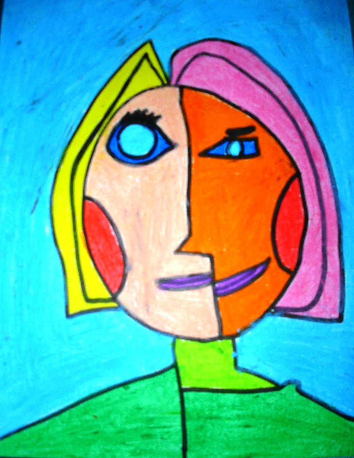 Picasso Eserleri Kolay