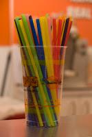 Πλαστικά καλαμάκια