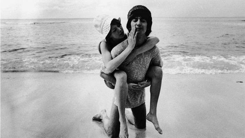 172d217e0b Heavens to Mergatroyd: Before the Bikini: Rare Vintage Beach Photos