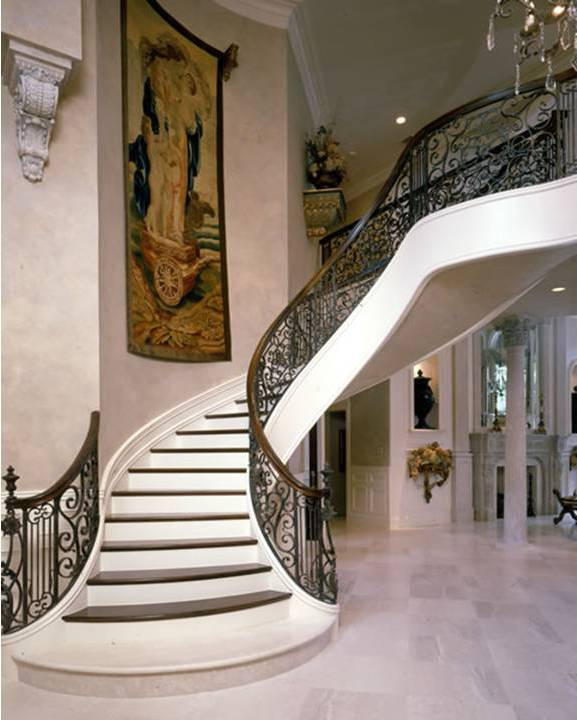 Home Decor 10 Duplex stairs design